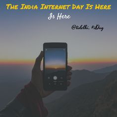 When The Muse Strikes!: The India Internet Day Is Here