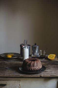 Chocolate bundt cake from fotogrammidizucchero.ifood.it
