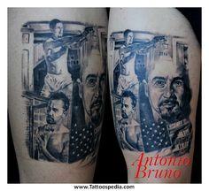 american history x tattoo designs 1 - Tattoospedia