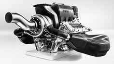 2014 Formula 1 Engine Technology Explained 1.6 litres, V6 turbo engine for 2014 Formula 1 race cars