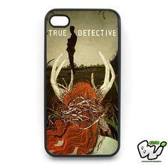 Movie True Detective iPhone 4 | iPhone 4S Case