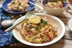 saláta2 Salad Recipes, Potato Salad, Salads, Potatoes, Ethnic Recipes, Food, Potato, Essen, Salad