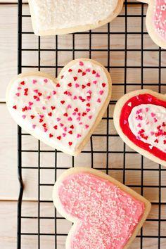Delicious sugar cookies!  LF
