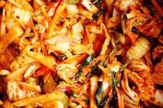 I've been wanting to make Kimchi for literally ever! I was put off by it for a long time because the last time I tried, I totally stuffed it up, I think I got the wrong red pepper flakes or something but it ended up tasting really bitter. Probably cos I didn't even know what […]