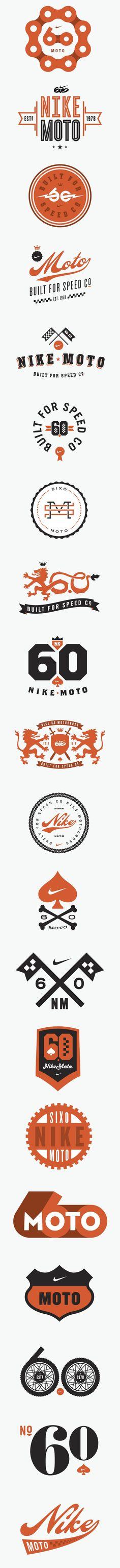 nike 6.0 motocross logos.