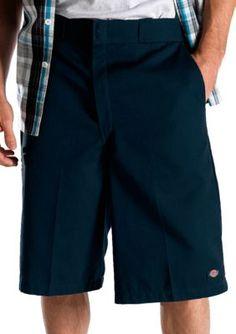 Dickies Men's Loose Fit Multi-Pocket Twill Work Short - - No Size Mens Work Pants, Work Shorts, Mens Dress Pants, Champion Shorts Mens, Mens Active Shorts, Dickies Shorts, Tall Clothing, Stretch Shorts, Work Looks