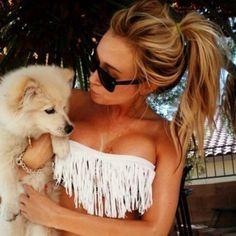 #blonde #skinny #summer