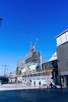 https://flic.kr/p/A3PLFo | 계속 들어서는 고층 빌딩 들 : More and more high-rise buildings to be made | 도쿄에서는 그렇게 높은 빌딩들이 들어서 어렵다고 했는데 신공법의 완성과 함께 도쿄역, 우에노, 그리고 아키하바라 지역에는 꾸준히 높은 빌딩들이 들어섰지요. 그것을 보면서 묘한 추억을 떠올리기도 했습니다.