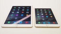 El iPad Air 2 y el iPad Mini 3 ya se Pueden Comprar en Tiendas de EE.UU.