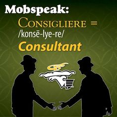 Me and my consigliere are hittin' the Godfather's Pizza buffet tonight, you in? #mobspeakmonday #godfatherspizza #pizza