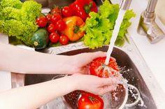 Zöldségek, gyümölcsök mosása - PROAKTIVdirekt Életmód magazin és hírek - proaktivdirekt.com