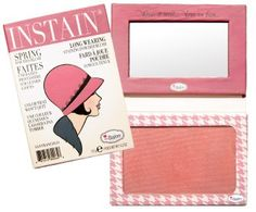 The Balm Instain Blush in Houndstooth, $22.00