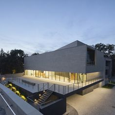 ingarden & ewy architects anex europe far east gallery to manggha museum in krakow