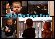 This activity has become another staple in our house. I now keep a roll of masking or painters tape on the bookshelf near the door. Fine Motor Skills Development, Toddler Fun, Painters Tape, Masking Tape, Dinosaurs, Homeschool, Activities, Toddlers, Blog