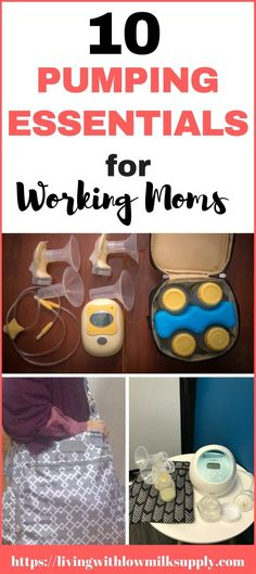 Pumping Essentials for Work: Find out what you need to have to make pumping for working mom a breeze. Click through to read my top 10 recommendation. Perfect for those returning to work soon! #pumpingessentials #pumpingatworktips #pumpingworkingmom via @fiftarina