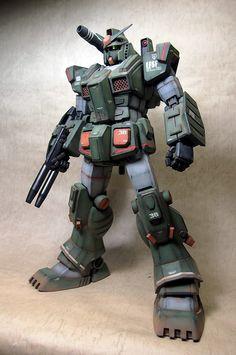 PG 1/60 FA-78-1 Full Armor Gundam [B-Club Transkit]