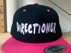 92ceb8b44a0 1D+Snap+Back+Hat.++Choose+your+colour+