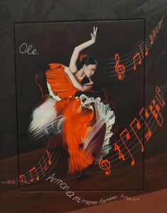Oil On Canvas, Euro, Passion, Facebook, Artist, Red, Movie Posters, Film Poster, Painted Canvas
