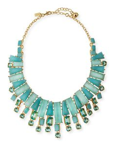 beach+statement+necklace,+aqua+by+kate+spade+new+york+at+Neiman+Marcus.