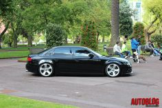 Audi A4 B8 Stanced @Nothernfest Annual Metting