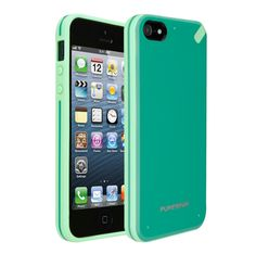 Get your Samsung Galaxy or iPhone ready for summer with the Slim Shall Case in Pistachio Mint. #SummerGear