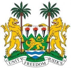 Sierra Leone - Heraldry of the World, Crest, Coat of arms, Heraldry