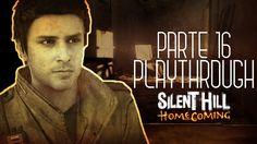 Silent Hill: Homecoming Playthrough - Brincando de Minecraft na Pedra Fu...