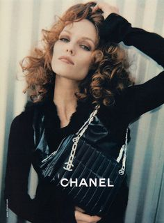 Vanessa Paradis for Chanel