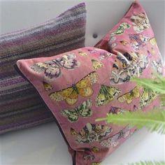 Issoria Rose Cushion