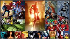 Superhero Super-time on Cinemas @pvpixels