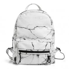 Stay looking chic in this marble bag.