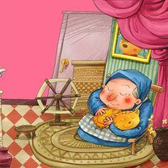 ilustración de Xiao Xin