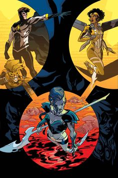 """Images for : """"Daredevil,"""" """"Silver Surfer"""" & Moon Knight"""" - March 2014 Marvel Solicitations - Comic Book Resources"""
