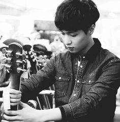 "Lay ""I have to go to that street today! The guitar I have been wanting to get for so long, today is the day I shall own it!"""