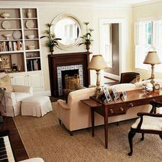 living room desk beach house rooms 77 best in images budget friendly home makeover ideas cottage roomscottage interiors roomliving