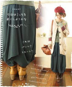 /森ガール/ファッション/ナチュラル/ワンピース