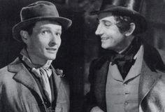 Les enfants du paradis starring Jean-Louis Barrault and Pierre Brasseur