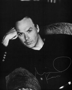Michael Keaton - his movies (hear he's kind of arrogant in person - so disappointed)