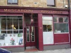 Manor Street- Moscardini's Cafe