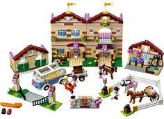 LEGO FRIENDS 3185 Sommerrideskole