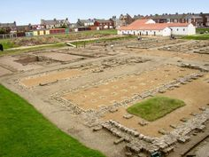 Arbeia was a large Roman fort in South Shields, Tyne & Wear, England, now ruined, and which has been partially reconstructed. It was first excavated in the 1870s and all modern buildings on the site were cleared in the 1970s