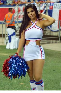 Hottest Nfl Cheerleaders, Professional Cheerleaders, Ice Girls, Grid Girls, Hot Dress, Sport Girl, Sexy Hot Girls, American Football, Cheerleading