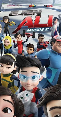 Galaxy Movie, Boboiboy Galaxy, Free Online Movie Streaming, Streaming Movies, Amazing Science Experiments, Tv Series 2016, Bring Me To Life, Preschool Art Activities, Boboiboy Anime