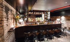 New last time we were in NYC and seems like a bit of a party bar, but with high spec cocktails.