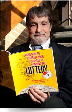 Richard Lustig Speaker, 7 Time Lottery Game Grand Prize Winner, Learn How to Increase Your Chances of Winning The Lottery, www. Lottery Book, Lottery Strategy, Lottery Tips, Lottery Games, Lottery Tickets, Lotto Lottery, Lotto Winners, Lottery Winner, Winning The Lottery