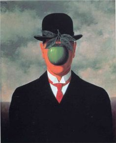 The Great War - Rene Magritte - 1964