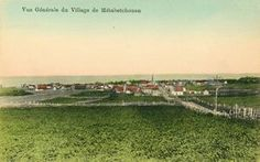 Vue du Village de St-Jerome de Metabetchouan de la route 169 Happy Birthday Greetings, Historical Pictures, Antique Pictures, City