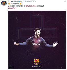 Welcome to Emmanuel Donkor's Blog            www.Donkorsblog.com: Lionel Messi renews contract with FC Barcelona unt...
