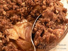 Super Simple Apple Crisp | How To Cook Like Your Grandmother