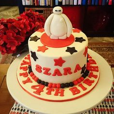 big hero 6 cake - Google Search